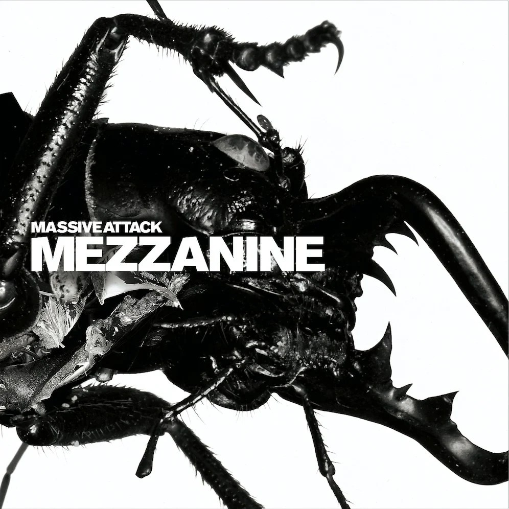 , Massive Attack's Mezzanine is to be coded in DNA