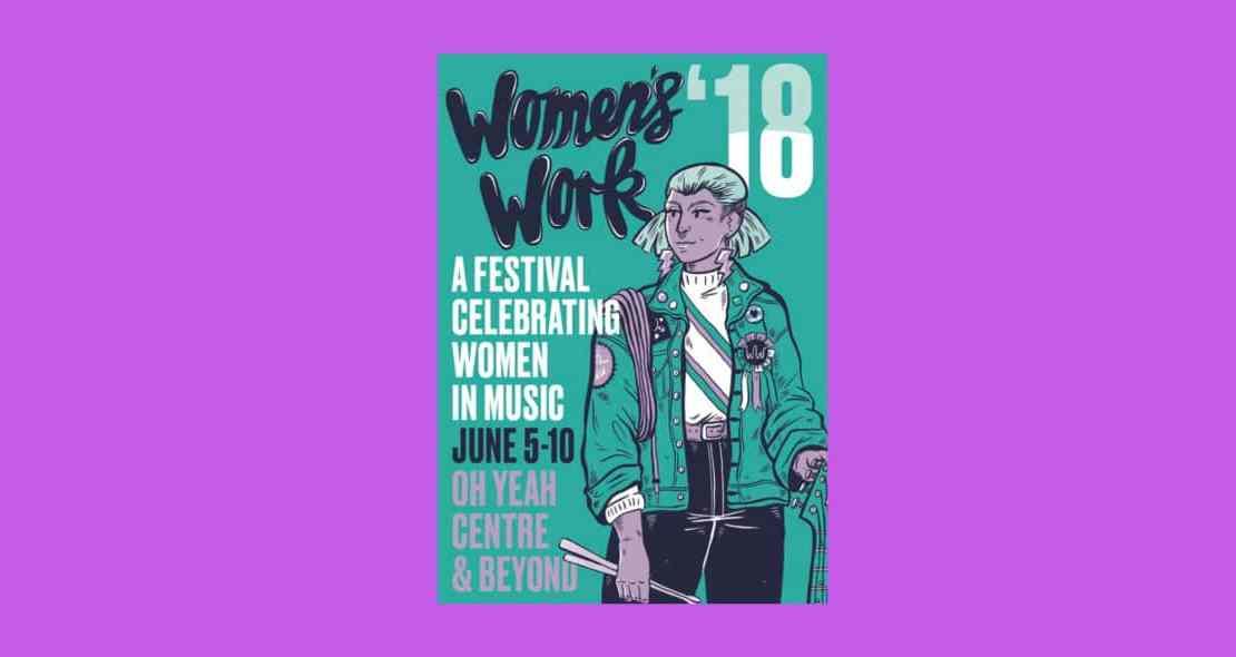 , Women's Work Belfast have announced their 2018 programme details