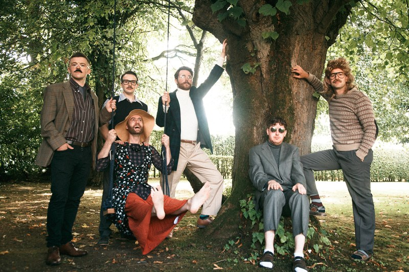 , Super Extra Bonus Party debut anthemic & shimmering 'Purple Heart' ahead of first headline Dublin show in seven years