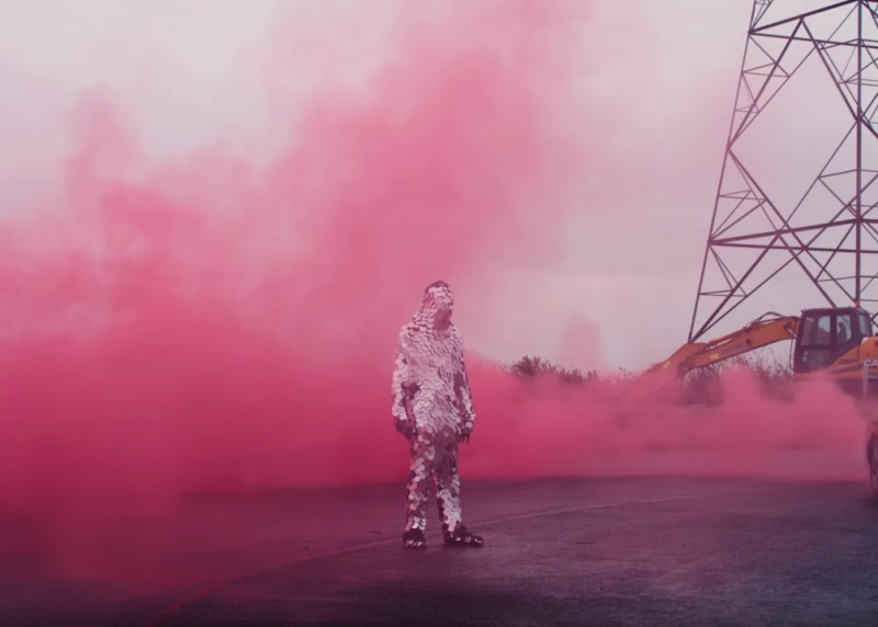 talos, Watch: fire, water and the naked truth in Talos' video for 'Kansas'