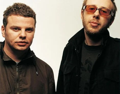 The Chemical Brothers. Moody Fuckers