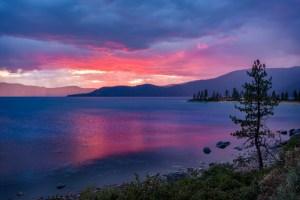 Lake Tahoe Sunset, Niall Whelan Photography,