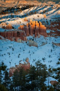 Bryce Sunset, Niall Whelan Photography,