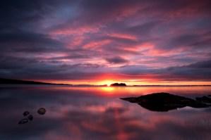 Dawn. Lough Mask, Niall Whelan Photography,