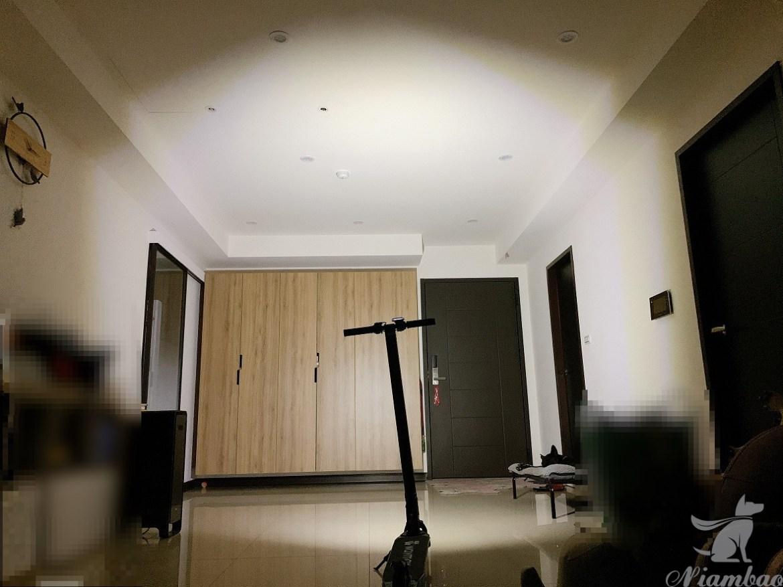 Waymax X6 碳纖維電動滑板車- LED