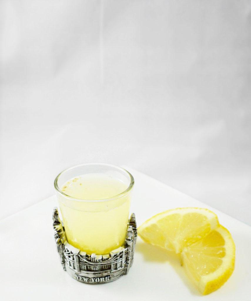 Lemon & Ginger Shot, Cinnamon Soul