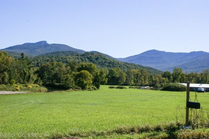 A typical Vermont scene