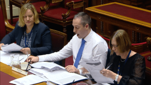 Committee for Justice Meeting Tuesday 28 January 2020