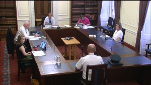Committee for Justice Thursday 28th May 2020