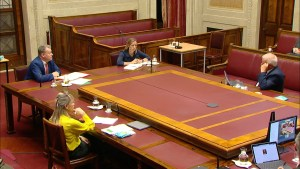 Committee for the Executive Office Meeting Friday 9 July 2021
