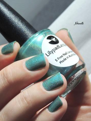 Aquadisiac, Lilypad Lacquer.