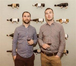 arthur et Tom les fondateurs de Caskadia