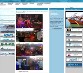 Diseño web Nicaragua, Pagina web para vender.  Embajada de Argentina