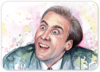 You Don T Say Nicolas Cage Meme Stickers Cage News Network