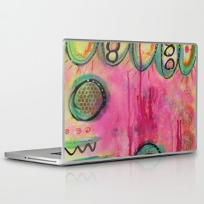little-green-fairies-greet-the-sunrise-laptop-skins
