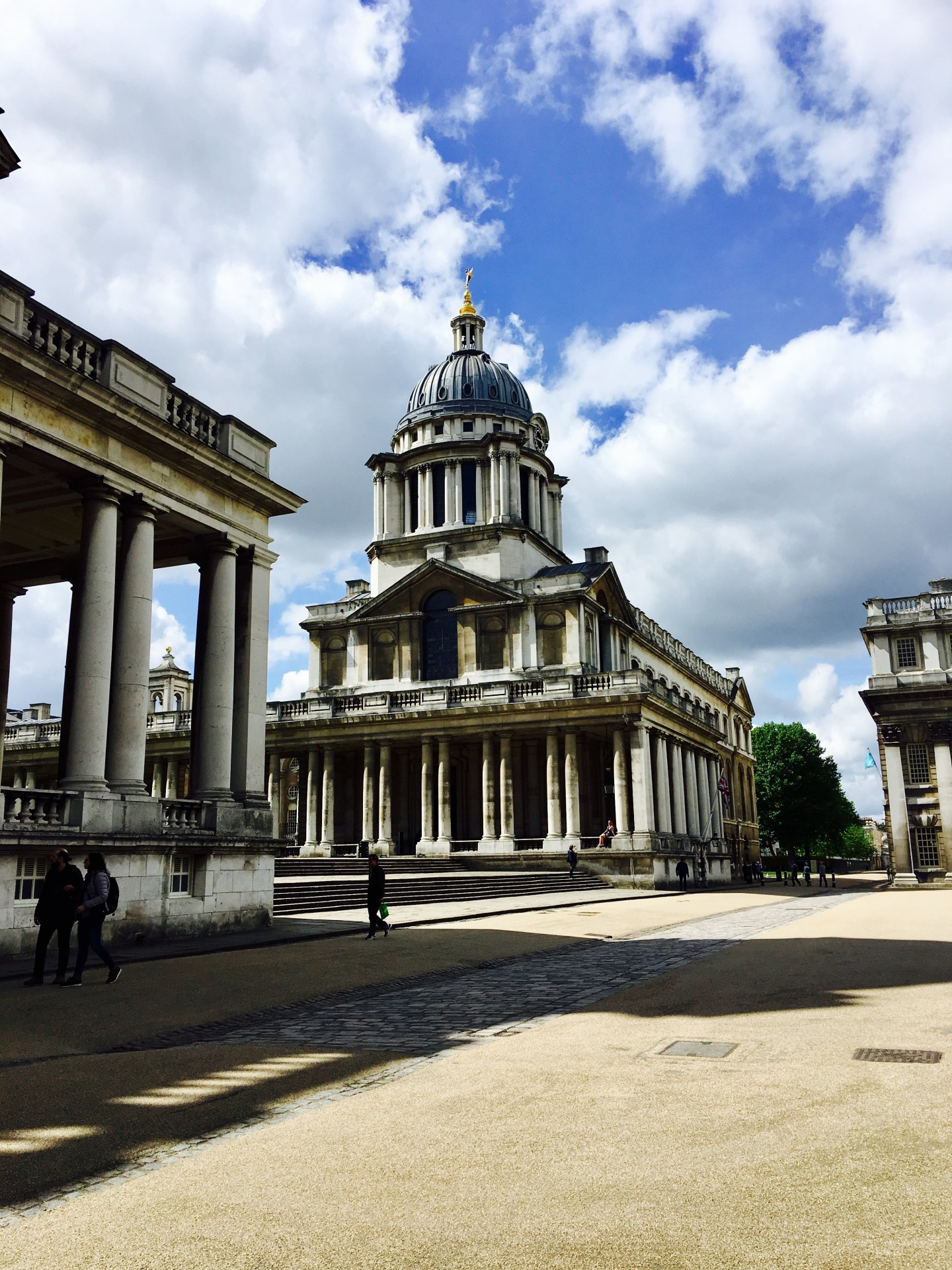 An Expat At Home in Greenwich, London