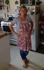 Niccola Nelson Yummy Yogini kitchen