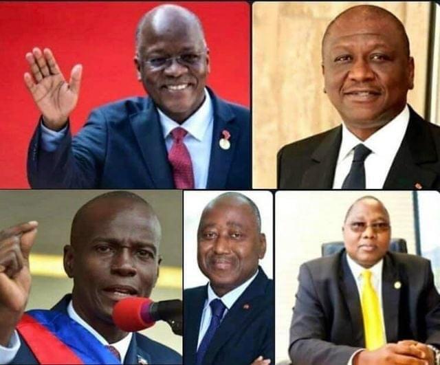 Dirigeants africains assassinés