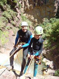 canyon au soleil accessible fun toboggan saut