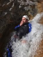toboggan maglia canyon proche de nice et de breil adapté à tous les niveaux