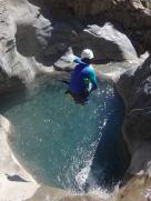 canyoning nice saint laurent du var puget thenier