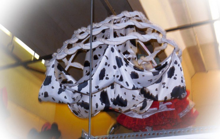 ... Cow Skirt to go with it! I wonder where I could find a sewing pattern for this one?