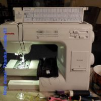 Just ONE more sewing machine ... a review of the Janome HD3000