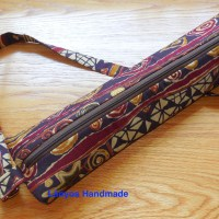 Lányos Recorder Case - various fabrics - 3 sizes