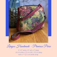 Lányos Primrose© Purse - Sewing Pattern