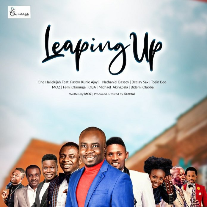 One Hallelujah - Leaping Up