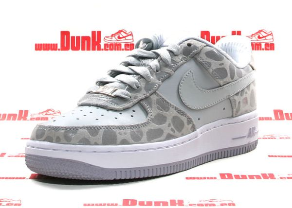 Nike Air Force 1 Supreme SPRM '07 Plyrs Sz 10 W/ Receipt Old Six