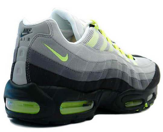 order air max 95 grey and lime green 6f278 9184f