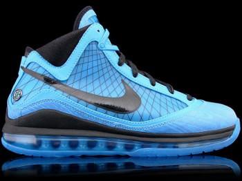 """Nike Air Max LeBron VII """"All-Star"""" Detailed Photos"""