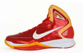 8c753a12d620 Nike Hyperdunk 2010 Comet Red White-Del Sol