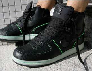 Nike Terminator Hi Premium TZ Black Green Nike Terminator 4ad59a28b9