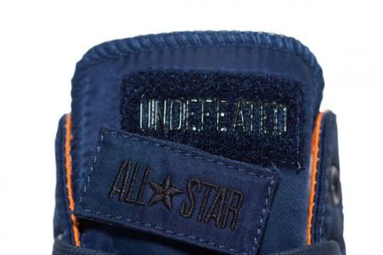 UNDFTD x Converse Poorman Weapon Navy Blue