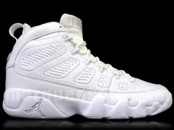 "Air Jordan 9 ""Silver Anniversary"""