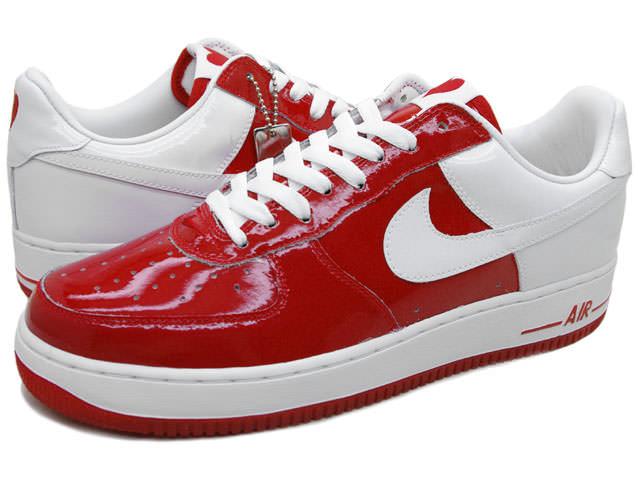 2006 Nike Air Force 1 Premium U201cValentineu0027s Dayu201d