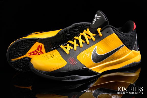 new arrivals f3450 c4477 ... Nike Zoom Kobe V - Bruce Lee