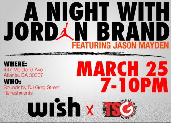 Jordan Brand Event