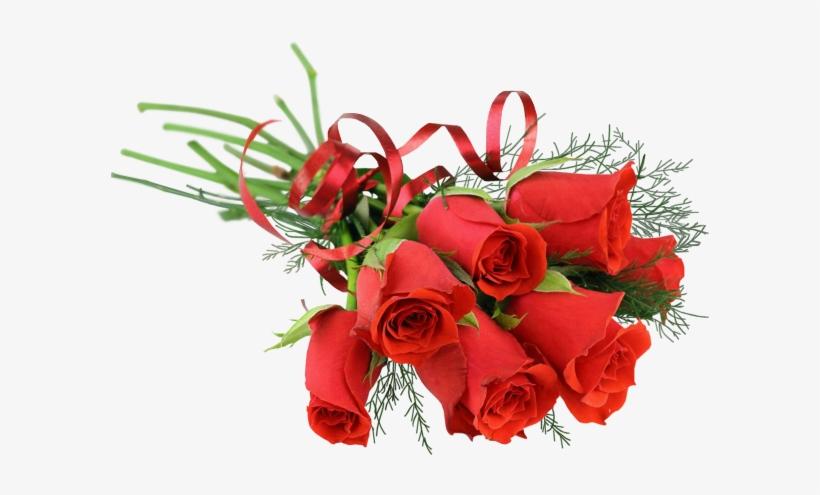 Bouquet Flowers Png Bokeh Png, Congratulations Flowers