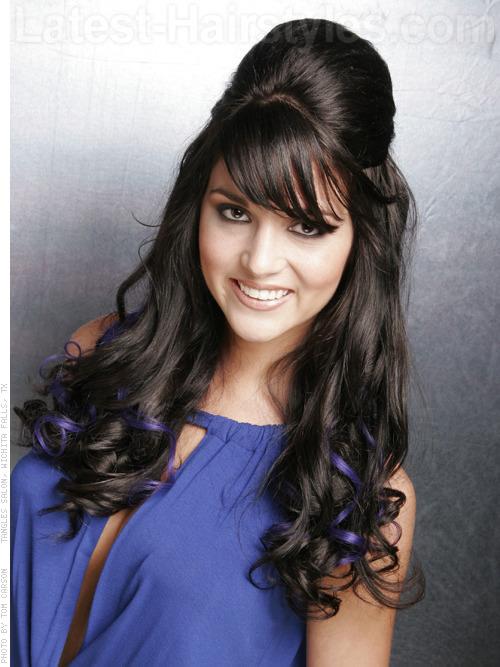 4 Long Wraps Hairstyles Woman Fashion