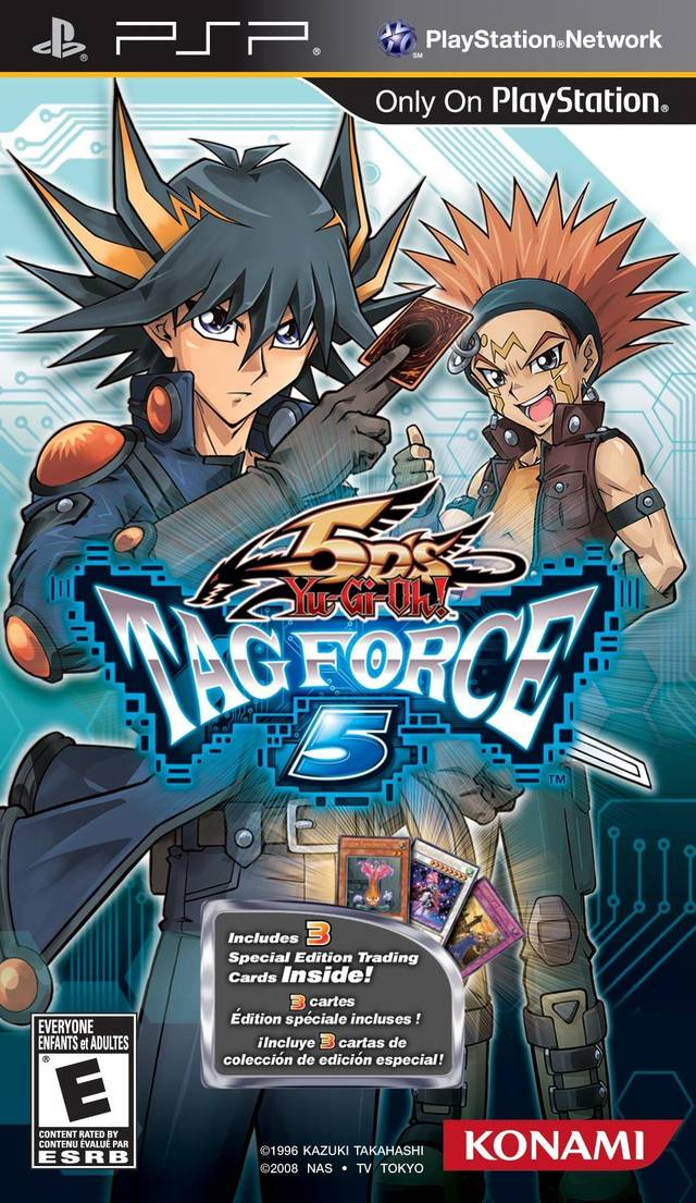 yu gi oh 5ds tag force 6 english iso download
