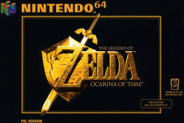 The Legend of Zelda: Ocarina of Time (Europe) N64 ROM - NiceROM com