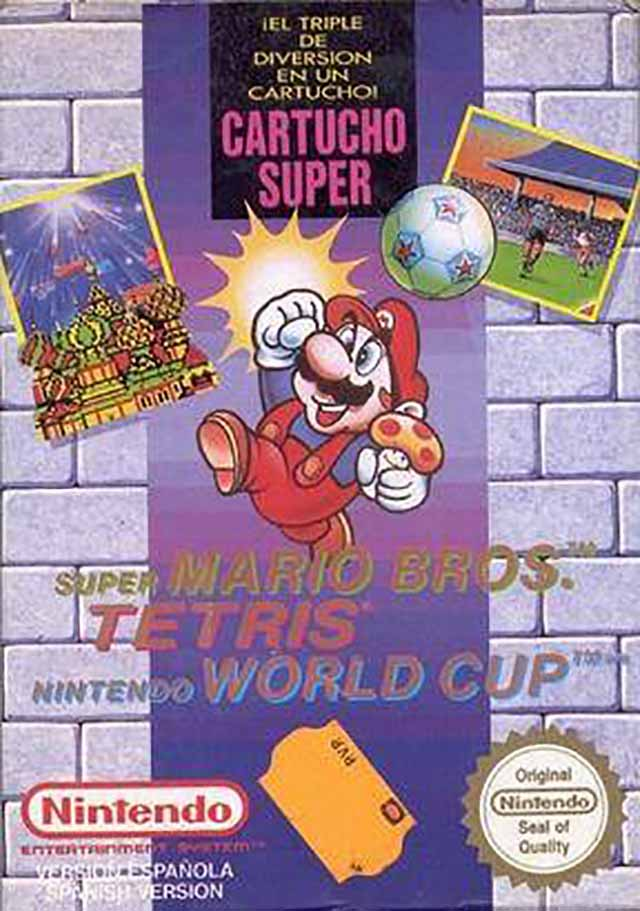 Super Mario Bros Tetris Nintendo World Cup Europe Nes Rom Nicerom Com Featured Video Game Roms And Isos Game Database For Gba N64 Wii Sega Psx Psp