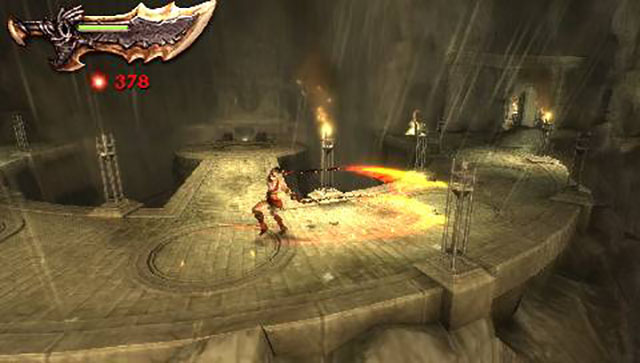 God of War: Ghost of Sparta (USA) PSP ISO - NiceROM com