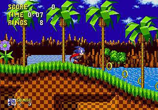 Sonic The Hedgehog 3 Usa Genesis Rom Nicerom Com