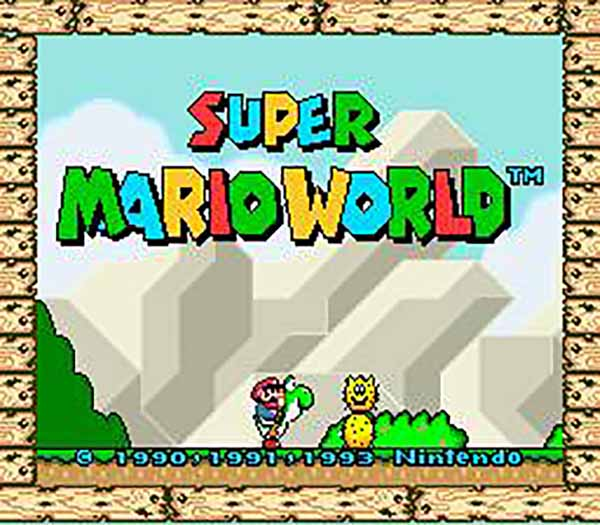 Super Mario All-Stars / Super Mario World (USA) SNES ROM - NiceROM