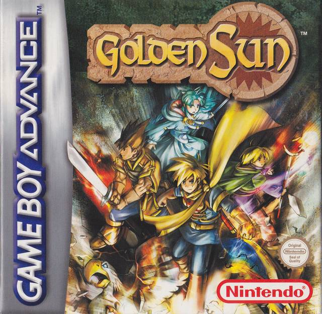 Golden Sun Germany Gba Rom Nicerom Com Featured Video