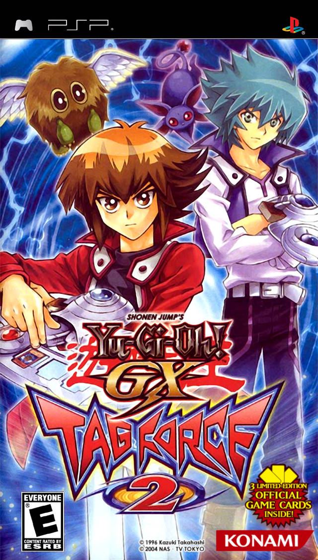 yu gi oh gx tag force ppsspp download